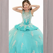 Pageant Flower Girl Dresses 2017 Cute Scoop Vestidos De Primera Bead/Ruched Comunion Girls Frock Designs Wedding Party Dresses