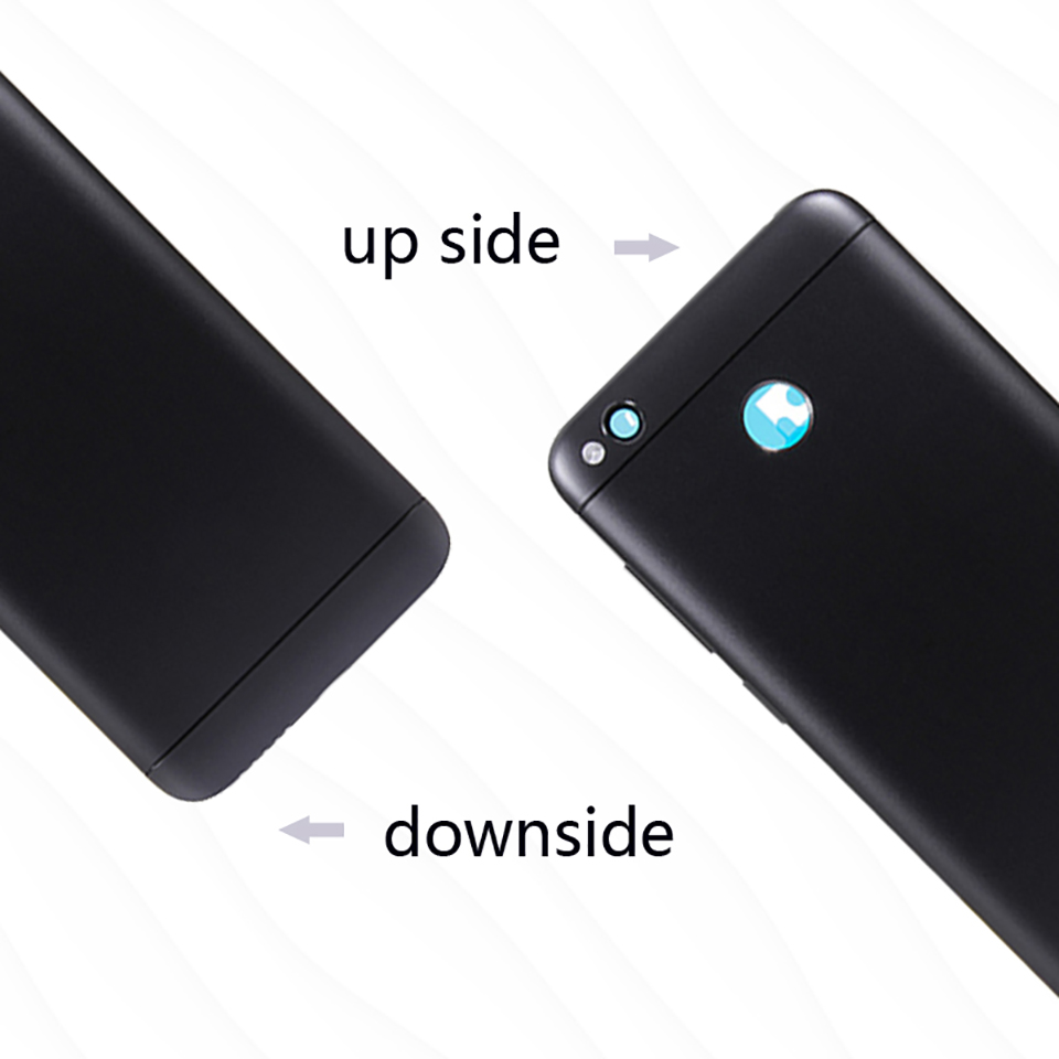 redmi 4x back cover  a
