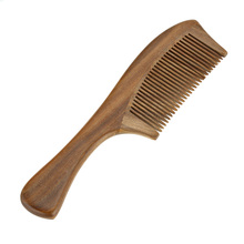 Handmade Natural Sandalwood Wood Comb Diaphanous Health Care Head Messager Hair Comb Wooden Comb