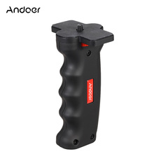 "Andoer Camera Handle Grip Universal Wide Platform Pistol Grip with 1/4"" Screw for Canon Nikon Sony SLR DSLR DC Cameras(China)"