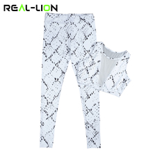 Buy Reallion Two Piece Set Sexy Mesh Tracksuit Women Fitness Sports Workout Clothes Yoga Sets Sport Wear Suit Workout Clothing for $18.53 in AliExpress store