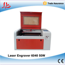 220V/110V 50W CO2 Laser Engraving Machine 6040 Laser Cutting Machine with all functions. laser CNC router