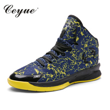 2017 New Brand Men Basketball Shoes Outdoor Athletic Shoes Jogging Shoes Ultra Boost Training Boots Sneakers Plus Size38-45