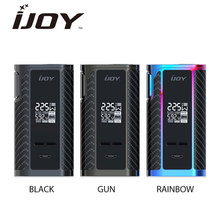 Buy 100% Original IJOY Captain PD1865 TC Vape MOD Max 225W 18650 Battery Match IJOY RDTA 5S Tank E-Cigarettes for $34.13 in AliExpress store