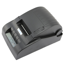 Small xp-58iii thermal printer pos58mm ethernet port thermal receipt printer LAN interface
