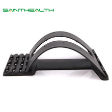 Back Massage Magic Stretcher Fitness Equipment Stretch Relax Mate Stretcher Lumbar Support Spine Pain Relief Chiropractic(China)