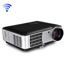 2016 High Definition WXGA 1280x800 Mini Digital Computer Multimedia DVBT 1080P HD 3D Video HDMI USB LCD LED AV Projector