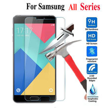 Tempered Glass for Samsung Galaxy A3 A5 A7 2016 High Transparent Screen Protector For Samsung J1 J5 J7 S5 S6 S7 Protective film