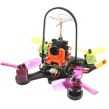 En Stock Eachine Chaser88 F3 Racer ARF FPV con 4 En 1 6A ESC 5.8G VTX 40CH 800TVL 1/3 Cmos de La Cámara 2-3 S FPV Multicopter de Drone