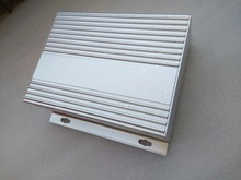 147*55*155mm good thickness wall mounting aluminum enclosure with ear