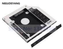 NIGUDEYANG 2nd Hard Drive HDD SSD Caddy Adapter for HP envy m6 (15) m6-1256sf M6-1153ER Swap SU-208BB GU60N DVD ODD(China)