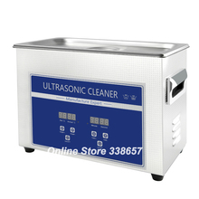 6.5L ultrasonic teeth ring eyeglass cleaner washing machine 220V/ 110V(China)