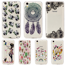 Back Phone Cover Case For Huawei Y6 II Huawei Honor Holly 3 CAM-L21 CAM-L32 CAM-L03 CAM-L23 For Huawei Honor 5A Play Case Bag