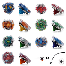8 choices Optional mini Beyblade Metal Fusion 4D Spinning with launcher baby toys for children beyblade toys for sale fidget Toy