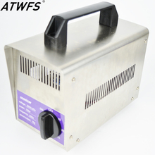 ATWFS Super 10g Ozone Generator 220V/110V Water Air Purifier Air Ozonizer Ozone Machine Sterilizer Air Cleaner Ozonator(China)