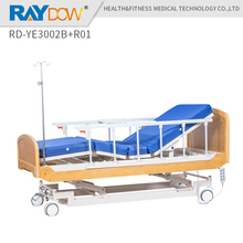 RD-YE3002B+R01 Raydow Two function massage furniture electric bed for nursing home(China)