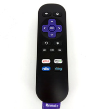 New Replace IR Remote for Roku 3 HD 4210x 1/2/3 Lt Hd Xd Xs Xds  Media Player black