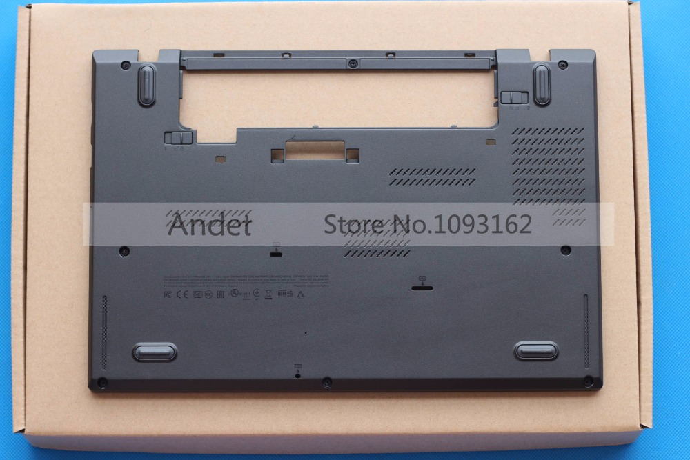 New Original for Lenovo ThinkPad T440S T450S Bottom Case Base Lower Cover W/Dock AM0SB000800 00PA886 04X3988<br>