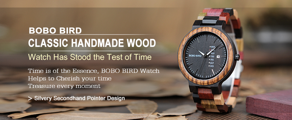 lady wooden watches for women bobo bird bamboo watches