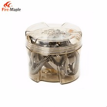 New 1Pc Fire Maple FMS-100 Outdoor Travel Camping Picnic Preheating Tube Split Portable separate type Gas Stove