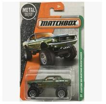 Matchbox Cars Sheriff Metal Diecast 1:64 toy model miniatures cars Mustang POLICE children christmas gift(China)