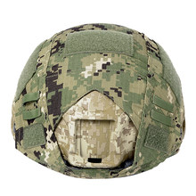 Emerson Tactical Fast Helmet Cover For Ops-Core Ballistic Cycling Protected Safety Outdoor CS Game For Safety Helmet 11 Patterns(China)