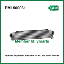 High Quality PML500031 car intercooler for Range Rover Sport 2005-2009 2.7L V6 Diesel charge air cooler in spare parts supplier