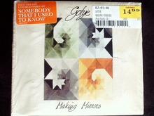 Making Mirrors - Gotye USA Original CD SEALED Digipak 41CD Store store