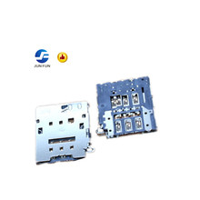 SIM Card Holder Tray Socket Connector for Samsung S6 surface E5 E7 A8 small Sim Card Reader