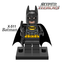 Batman Dark Knight Diy figures Marvel Avengers Super Heroes Star Wars Bricks Building Blocks Kids Educational Toys XINH 511 - Five-Stars Store store