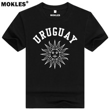 URUGUAY t shirt diy free custom made name number ury T-Shirt nation flag uy uruguayan spanish country college university clothes(China)