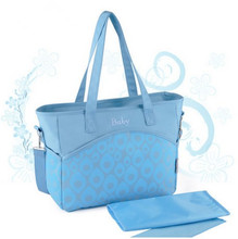 Promotion! baby diaper bags for mom Brand baby travel handbags Bebe stroller bags(China)