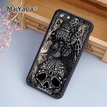 MaiYaCa SKULL MONKEY soft mobile cell Phone Case Cover For Samsung Galaxy S7 Edge Custom DIY cases(China)