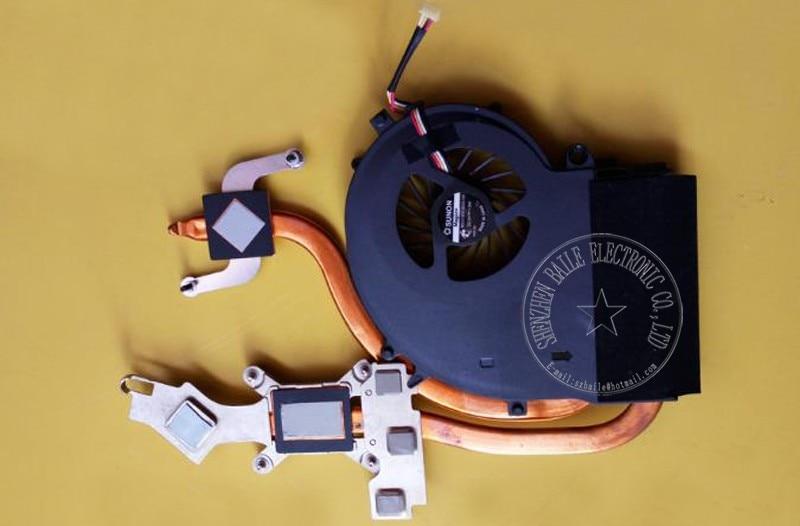 New laptop fan for Acer Aspire 8940 8935 AB1205HX-LDB CPU fan with heatsink, Original 8940 8935 cpu cooling fan laptop radiator<br>