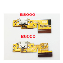 Yoga 10 B8000 Yoga 8 B6000 5 a pack of Wholesale USB Dock Charger Charging Port Conector Flex Cable Replacemnet  For Lenovo