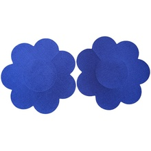 Buy Reusable Flower Shape Silicone Breast Nipple Pasties Pads Covers Bra Self Adhesive Invisible Intimates Accessories