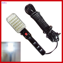 New Magnetic LED Car Truck Inspection Maintenance/Repair Light Lamp Garage Outdoor Working Flashlight With 7m Cable