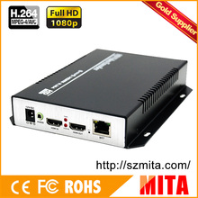 HD MPEG-4 AVC H.264 hdmi video encoder independent for IPTV streaming to VLC Media Server Xtream Codes(China)