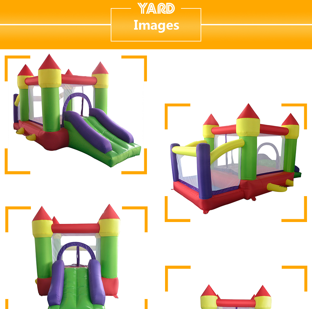6018 inflatable trampoline bounce house bouncy castle bouncer_02