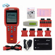 HOT!!! Original XTOOL X100 PRO Auto Key Programmer X100+ Updated Version X100 Pro Key Programmer with EEPROM Adapter DHL free