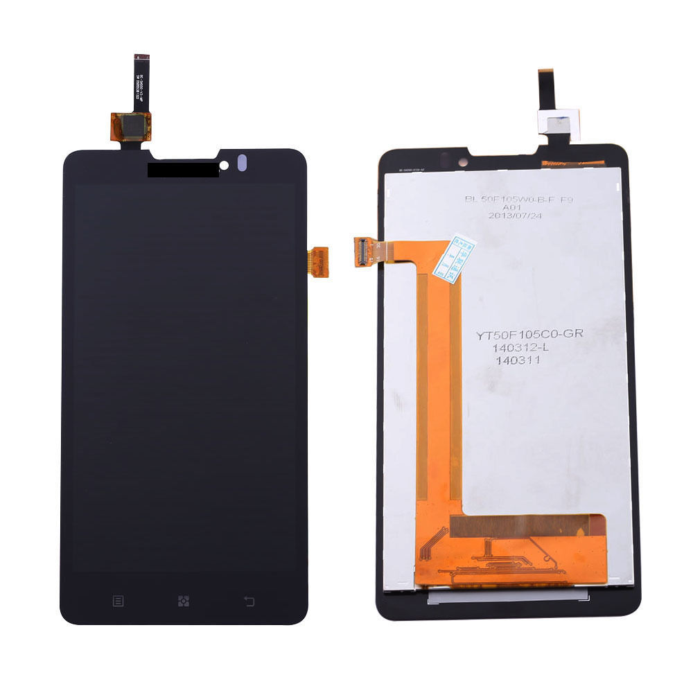 100% Guarantee For Lenovo P780 LCD Display +touch Screen Digitizer MTK6589 Free Shipping<br>