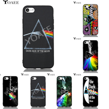 Pink Floyd Dark Side of Moon Phone Case For iPhone 5 7 s Plus For Samsung Galaxy S J A Mi5 Lite OnePlus Cover Shell Accessories