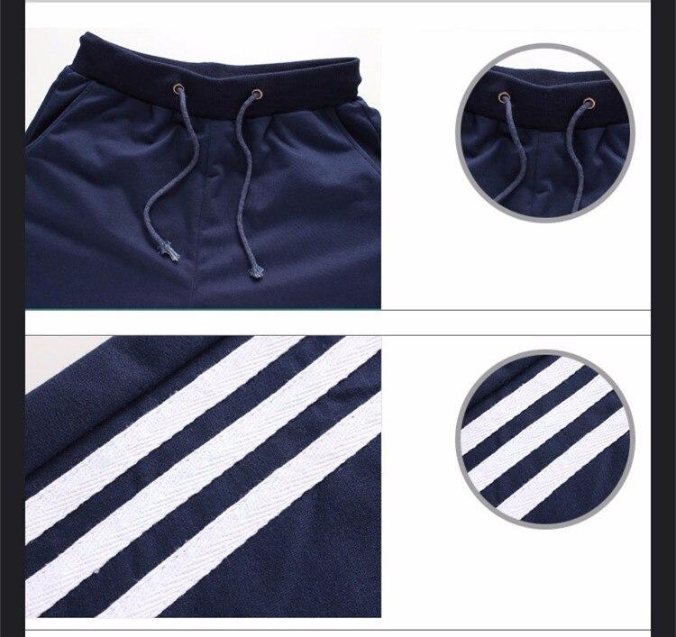 17 New Fashion Tracksuit Bottoms Mens Pants Cotton Sweatpants Mens Joggers Striped Pants Gyms Clothing Plus Size 5XL 11