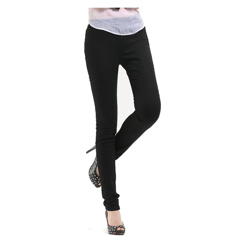 Womans high waist jeans women summer style Casual Candy Color Plus Size Pencil Skinny Pants Trousers jeans for WomenОдежда и ак�е��уары<br><br><br>Aliexpress