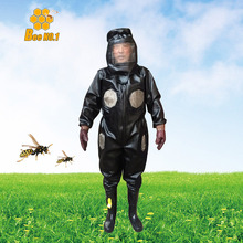 Oxford Wasp Suit With Mask & Boots & Gloves Combo Beekeeping Suit Specialized For Defending Wasp(China)