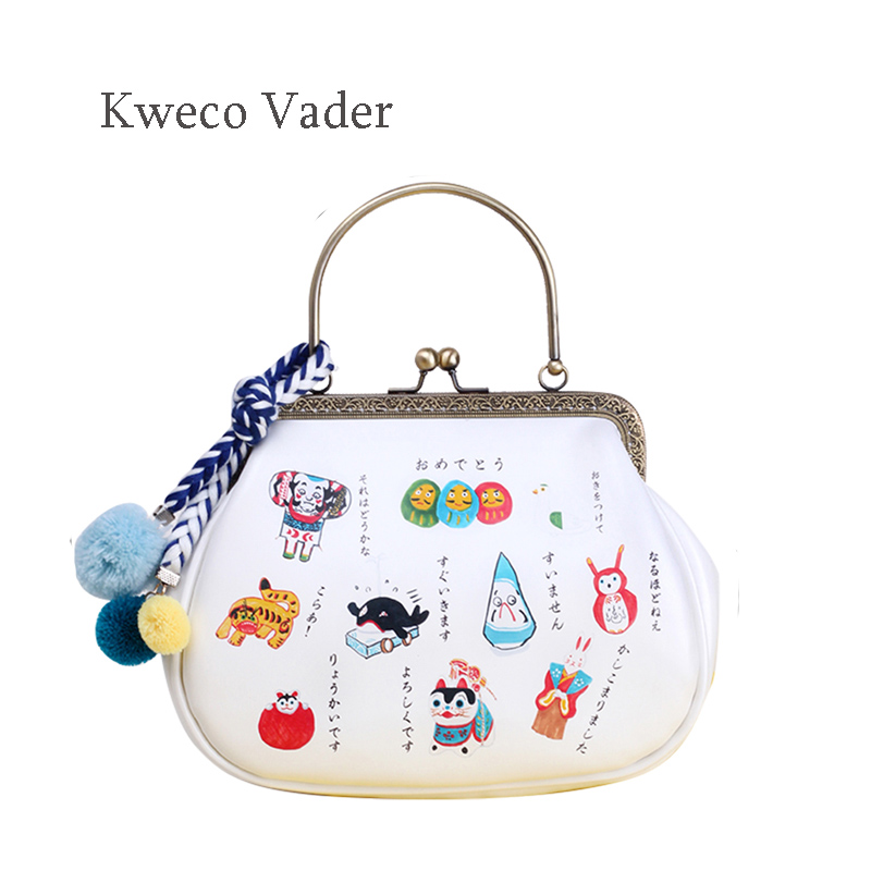 Luxury Handbags Women Bags Designer 2017 New Chain Shoulder Bag Printting Cartoon Package High Quality Womens Handbags Mujer<br>