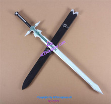 Sword Art Online Kirito White Sword prop cosplay prop pvc made ACGcosplay