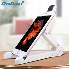 Cobao 360 Degrees Car tablet Holder Universal desktop Stand For any mobile phone/ iPad Mini 1 2 / iPad Air 2 3/phone accessories