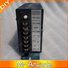 0372A 12V 5A / 5V 10A Arcade Switching Power Supply  Arcade Pinball Jamma Multicade for DIY Arcade machine parts
