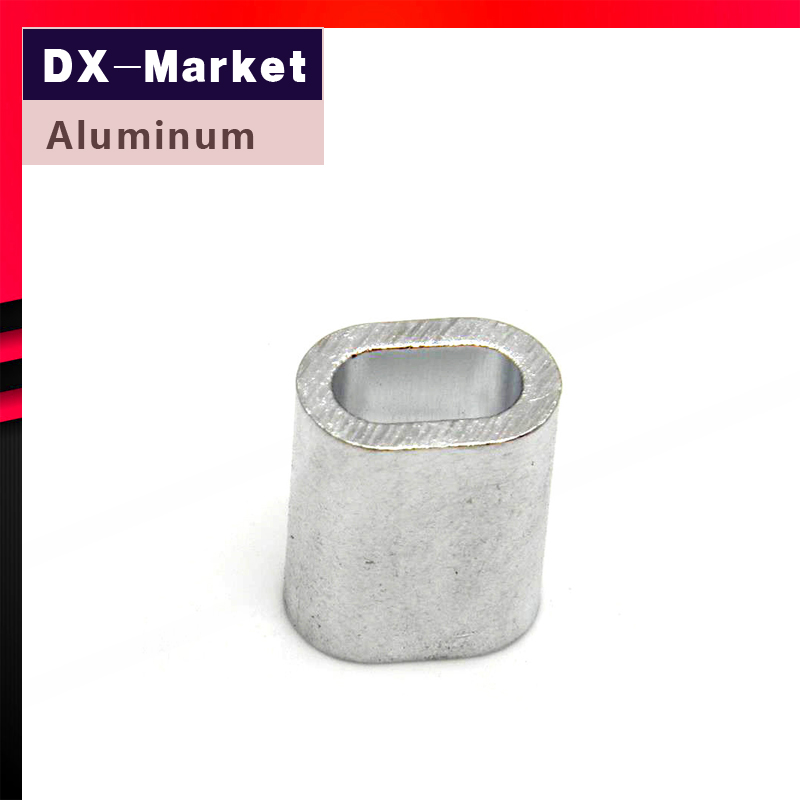 38mm , China cheap aluminum clamp for wire rope , oval wire rope aluminum clamp manufacturer<br><br>Aliexpress